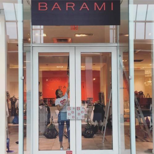 Barami RF Set Up