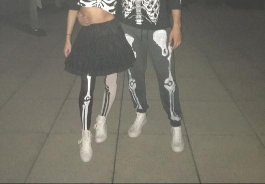 Halloween Pants